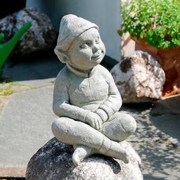 Gartenfigur Wichtel Hinzelchen