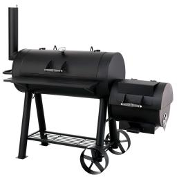 Holzkohlegrill & Smoker Milwaukee