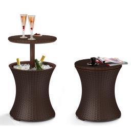 Pacific Cool Bar Partytisch inklusive Kühlbox