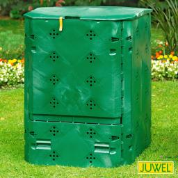 JUWEL Komposter BIO 600 Liter aus Recycling-Kunststoff