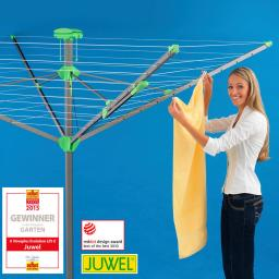 JUWEL Wäschespinne Novaplus Evolution Lift