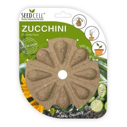 Seedcell Zucchini, 8 Seedcells
