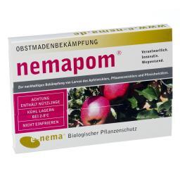 nemapom Nematoden zur Apfelwickler-Bekämpfung, 10 Mio.