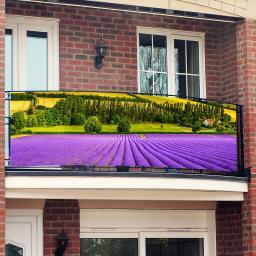Balkon-Sichtschutz Provence