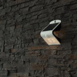 Solar LED-Wandleuchte Arnheim