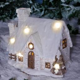 Winterhaus, klein