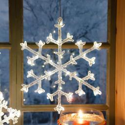 Schneeflocke Crystal Ice