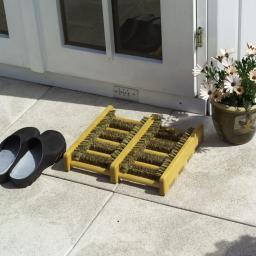 Schuhbürste Laubenpieper
