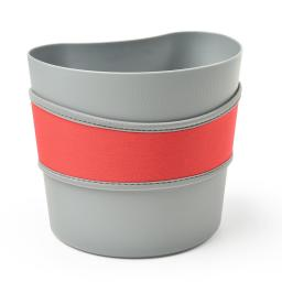 Burgon & Ball Hip-Trug, rot
