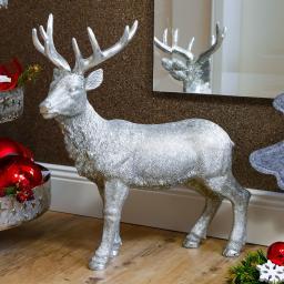 Weihnachts-Hirsch Glamour,groß