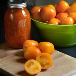 Tomatensamen Sunrise Sauce F1
