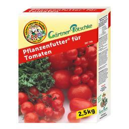 Pflanzenfutter für Tomaten, 2,5 kg