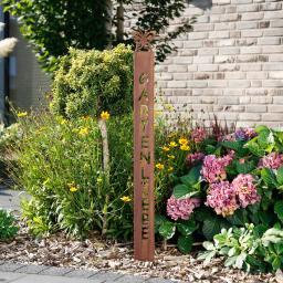 Gartenstecker Gartenliebe