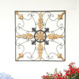 Wandbild goldene Blüte Carmona