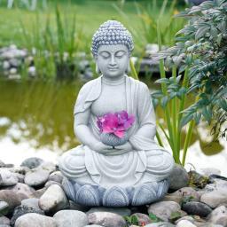 Buddha-Figur Maitreya