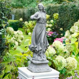 Gartenfigur Engel Anaelle