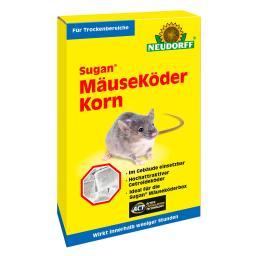 Neudorff Sugan Mäuseköder, 12 x 10 g