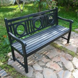 Gartenbank Woodstock 150 cm