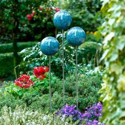 Gartenstecker Mamora, 3er-Set