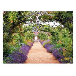 Gartenposter Wandelgang 210 x 150 cm
