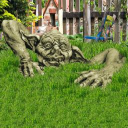 Gartenfigur Gargoyle Magnus