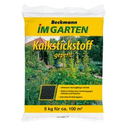 Beckmann Kalkstickstoff, geperlt, 5 kg