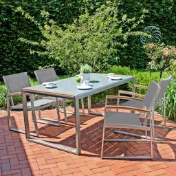Dining-Set Lucca 4 Personen