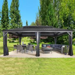 Pavillon Messina 12x20