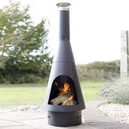 Outdoor Kamin Chimney