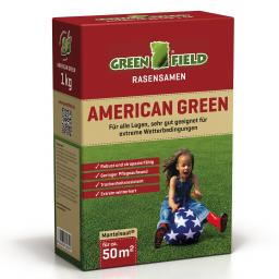 Greenfield American Dream Rasensamen, 1 kg