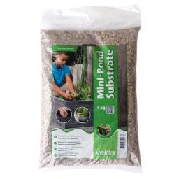 Spezialerde für Teichpflanzen, Pflanzsubstrat, 5 Liter