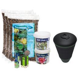 Starterset Pflanzenteich bis 3.000 Liter