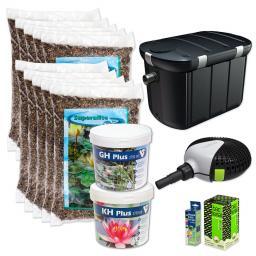 Starterset Pflanzenteich bis 10.000 Liter