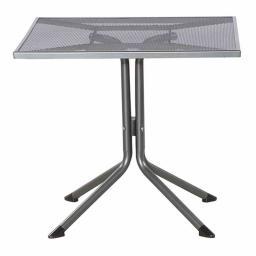 Elda Plus Tisch, 80x80x71 cm, Stahl