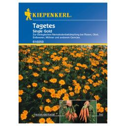 Bodenkur Nematodenkiller Tagetes Single Gold
