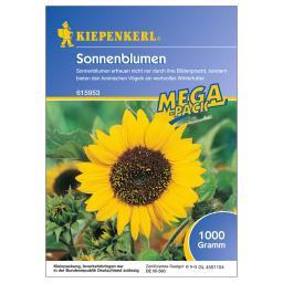 Kiepenkerl Sonnenblumen, 1kg-Megapack