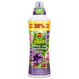 Balkon- und Kübelpflanzendünger, 1,3 Liter