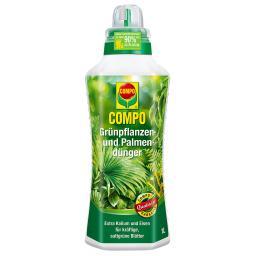 Grünpflanzen- und Palmendünger, 1 Liter