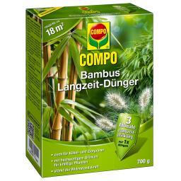Compo Bambus Langzeit-Dünger, 700 g