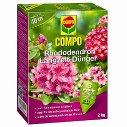 Rhododendron Langzeit-Dünger, 2 kg