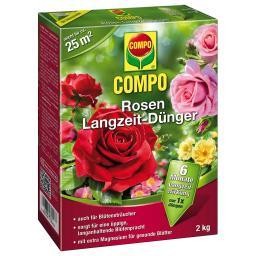 Rosen Langzeit-Dünger, 2 kg