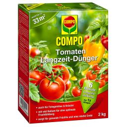 Compo Tomaten Langzeit-Dünger, 2 kg