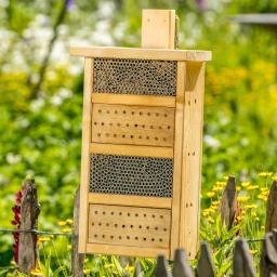 Neudorff Wildgärtner® Freude Bienenhaus