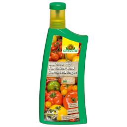 BioTrissol Plus Tomaten-GemüseDünger, 1 Liter