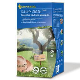 Kiepenkerl ProfiLine Sunny Green Rasen für trockene Standorte, 1 kg