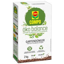 Compo öko balance Gartendünger, 2 kg