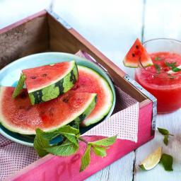 Mini-Wassermelonenpflanze Mini Love, veredelt