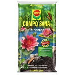 Compo Sana® Teicherde, 20 Liter