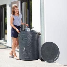 Muro Regenspeicher 260 L graphite grey