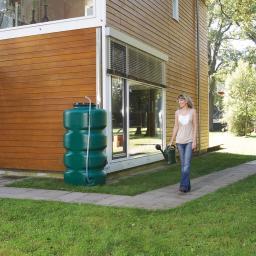Gartentank-Set 2000 L